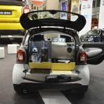 Xe Smart forfood dành cho người thích nấu ăn, du lịch