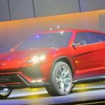 Siêu xe SUV Lamborghini Urus chắc chắn có phiên bản plug-in hybrid