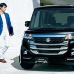 Suzuki Spacia Custom Z xe gia đình mới