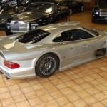Ngắm siêu xe Mercedes CLK GTR đời 2002 giá bán hiện tại 70 tỷ đồng