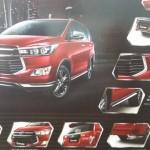 Toyota Innova Venturer sắp ra mắt ở Indonesia