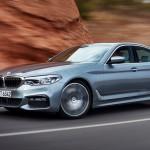 Xe sang BMW M550i xDrive lắp động cơ V8 mạnh mẽ nhất dòng xe
