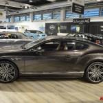 Siêu xe Bentley Continental GT Speed phiên bản đặc biệt 6 chiếc
