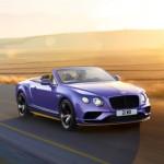 Xe siêu sang Bentley bản đặc biệt Continental GT V8 S Black Edition