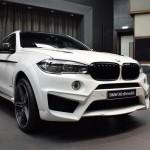 Đánh giá xe sang BMW X6 2016 độ tuyệt đẹp ở Abu Dhabi