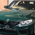 Xe hiệu suất cao BMW M3 phiên bản Heritage Collection
