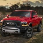 Bán xe SUV chạy Fiat Chrysler ngừng ra mắt xe bán tải RAM mới