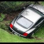 Top 10 vụ tai nạn xe siêu sang Bentley trên thế giới