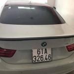 BMW 420i Coupe 2016 của soái ca tặng vợ đã ra biển, thay mâm