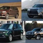 Lựa chọn 5 xe sang SUV cỡ lớn Full size hàng đầu Việt Nam