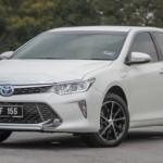 Xe Ô tô Toyota Camry 2016 giá bán từ gần 1,1 tỷ đồng