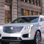 Khám phá 5 điểm nổi bật của xe Cadillac XT5 Platinum 2017