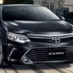 Công bố giá bán 3 phiên bản xe Toyota Camry 2016 ở Việt Nam