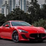 Siêu xe Maserati GranTurismo MC Stradale phiên bản đặc biệt