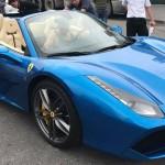 Thiếu gia sinh năm 1996 mua siêu xe Ferrari 488 mui trần ?