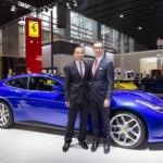 Siêu xe Ferrari GTC4 Lusso T có 4 chỗ thực dụng sắp bán ở Trung Quốc