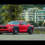 Ford Mustang giá 2,8 tỷ đồng độ như siêu xe của thiếu gia Lào Cai