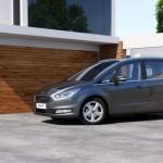 Xe gia đình Ford Galaxy minivan cũ được mua nhiều ở Anh