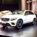 Đánh giá xe sang Mercedes GLC mới 2016