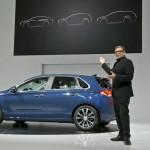 Xe Hyundai i30 2017 hoàn toàn mới đi vào sản xuất
