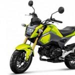 Phát thèm giá xe Honda MSX 125 giá từ 52 triệu đồng