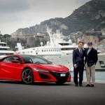 Siêu xe Honda NSX đầu tiên ở Châu Âu của CEO Honda Thụy Sĩ