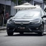Xe Honda Civic 2017 vinh dự đạt tiêu chuẩn an toàn 5 sao ASEAN NCAP