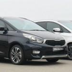 Xe Kia Rondo 2017 giá bán rẻ từ 654 triệu đồng ở Việt Nam