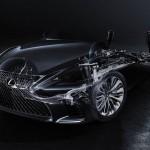Xe sang cỡ lớn Lexus LS 2018 sắp ra mắt chính thức