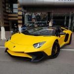 Lamborghini Aventador SV mui trần rẻ hơn Rolls royce Ghost ở Việt Nam