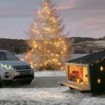 Xe sang Land Rover Discovery Sport có phòng di động lắp ghép