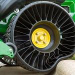 Giật mình công nghệ biến lốp xe cũ thành lốp xe mới