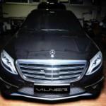 Xe siêu sang Mercedes-AMG S63 độ nội thất quý tộc