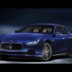Xe sang Maserati Ghibli 2017 giá bán hơn 3 tỷ ở Malaysia