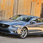 Những công nghệ mới xuất hiện trên Mazda 6 sắp bán ở Việt Nam