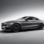 Phiên bản đặc biệt Mercedes S Class Coupe Night Edition ra mắt