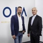 MOIA thương hiệu dịch vụ xe cạnh tranh với Uber