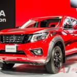 Ra mắt xe bán tải Nissan Navara EL Black và sport edition