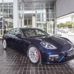 Đánh giá xe siêu sang Porsche Panamera 2017