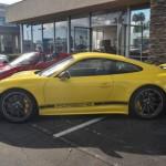 Siêu xe Porsche 911 R rao bán giá gần 1 triệu đô