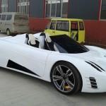 Cận cảnh siêu xe Pagani Huayra giả giá 120 triệu ở Trung Quốc