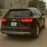 Xe sang cỡ lớn Audi Q7 2016 giá hơn 4 tỷ đồng mới về Thanh Hóa