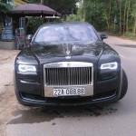 Rolls royce Ghost EWB đời mới biển đẹp Tuyên Quang tái xuất