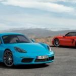 Xe sang Porsche 718 Cayman S đẹp như siêu xe