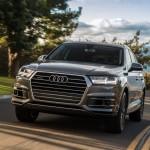 Đánh giá chi tiết về Xe sang SUV cỡ lớn Audi Q7 2017