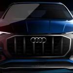 Video ảnh dự đoán của xe sang SUV Audi Q8