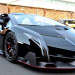 Ngắm siêu xe nhiều triệu đô Lamborghini Veneno Coupe trên phố