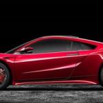 Mua siêu xe Acura NSX 2017 được tặng phim riêng về xe