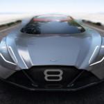 Siêu xe Aston Martin Vision 8 mới lạ cho tương lai