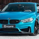 BMW M4 độ mạnh ngang siêu xe
